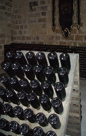 Pupitres in Marsovin's Cellars
